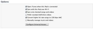 วิธีการใช้งาน Wi-Fi Sync และสิ่งที่ควรระวัง [iOS 5 Tips]